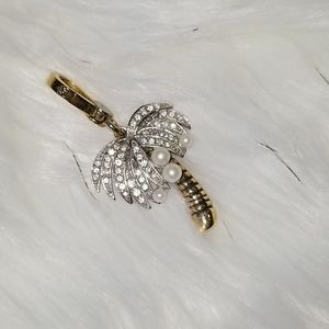Juicy Couture Vintage Palm Tree Charm